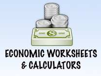 Economic Worksheets