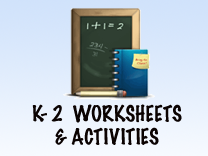 K-2 Worksheets