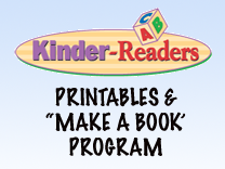 Kinder Readers Worksheets